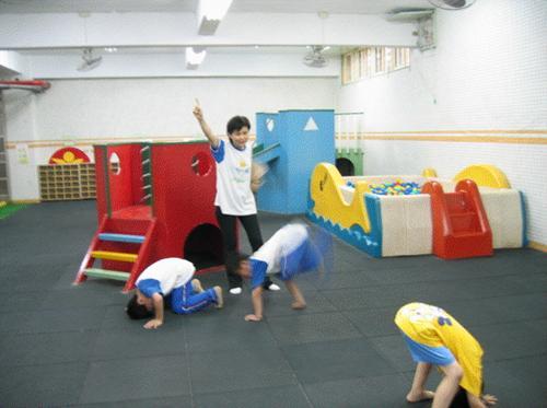 综合活动室(适应体育)